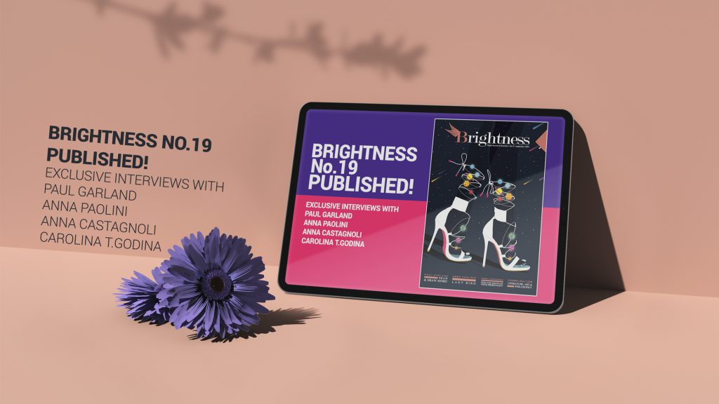 Brightness Magazine No19 Digital journal of illustration